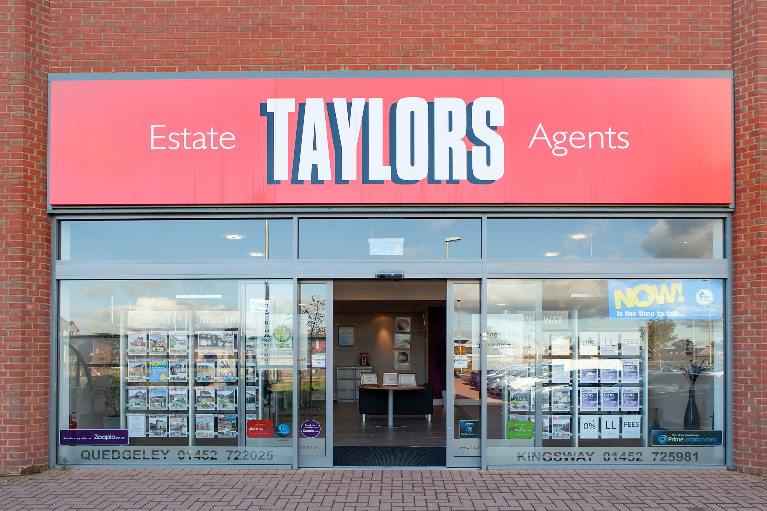 Taylors Estate Agents Quedgeley