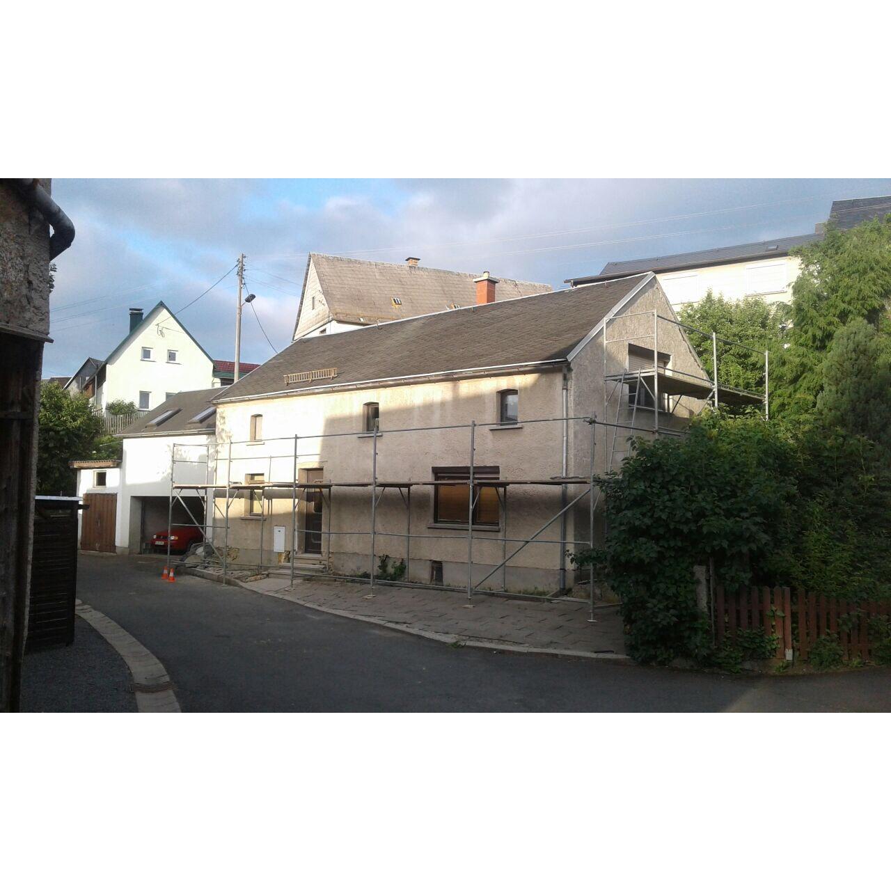 Bild zu Bausanierung Linke in Elsterberg bei Plauen