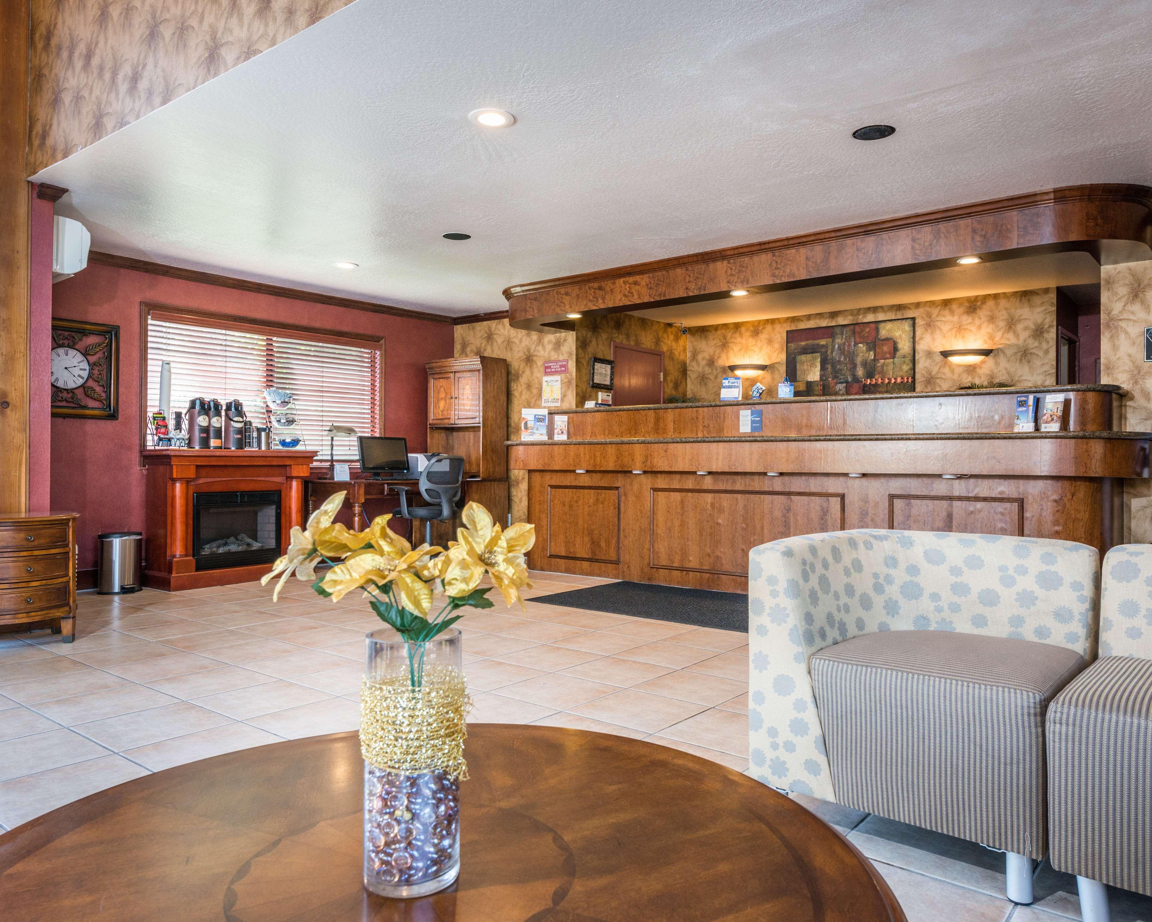 Best Western Amador Inn