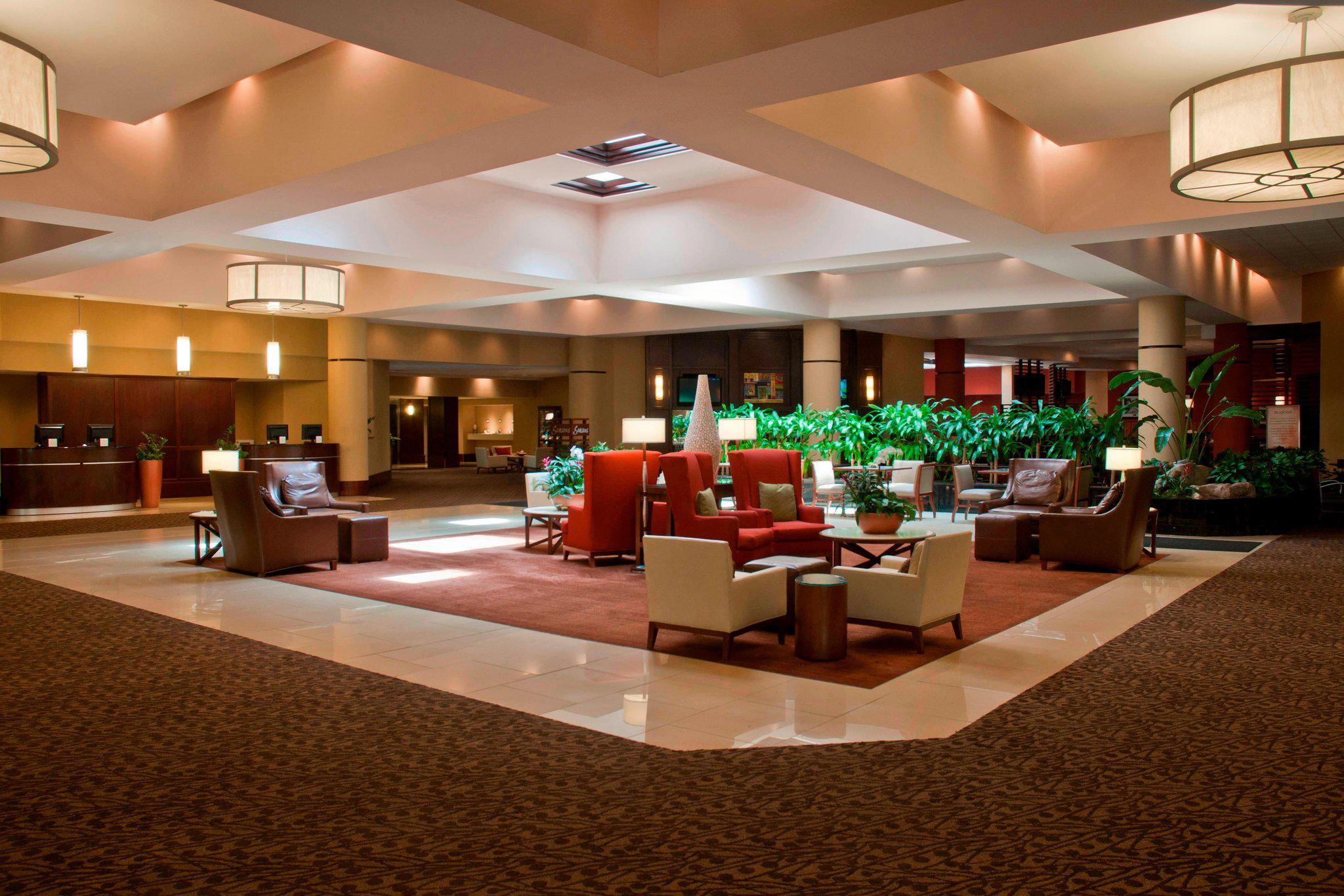 Sheraton Imperial Hotel Raleigh-Durham Airport at Research Triangle Park