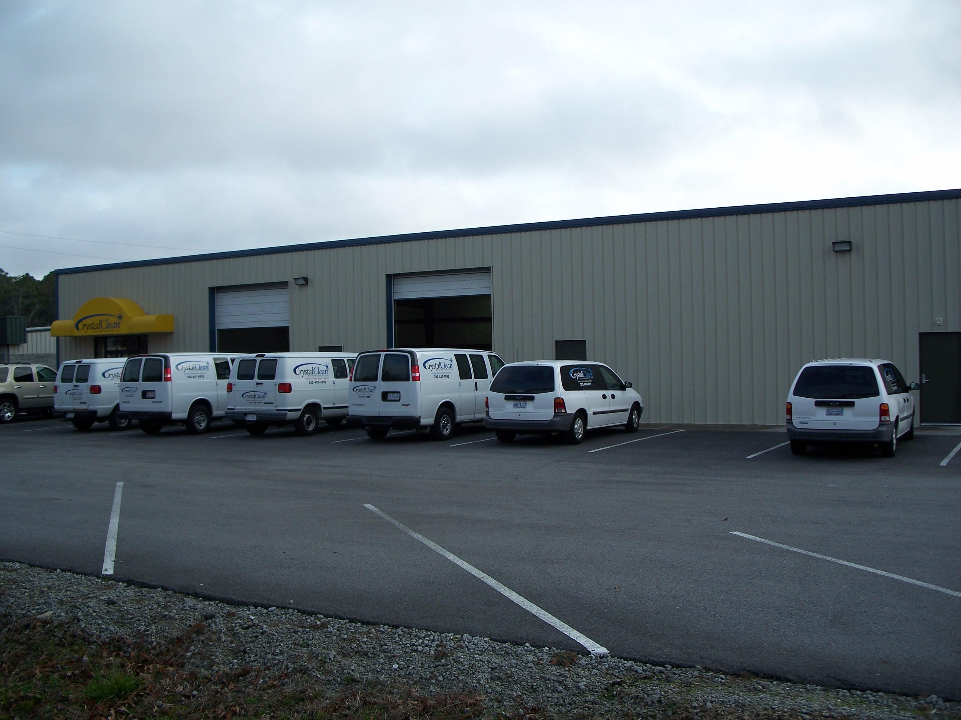 Crystal Clean Building Service Inc