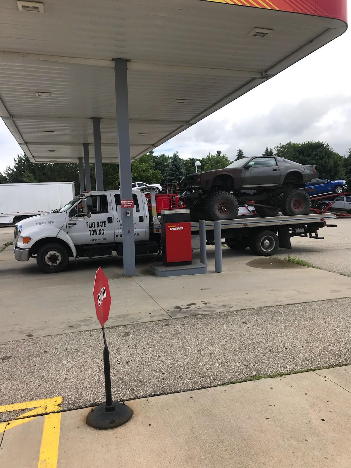 Tire Repair Near Me Open Sunday >> Flat Rate Towing & Service, Flint Michigan (MI ...