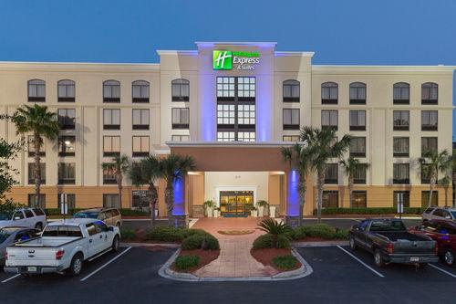 Holiday Inn Express & Suites Jacksonville Se- Med Ctr Area ...