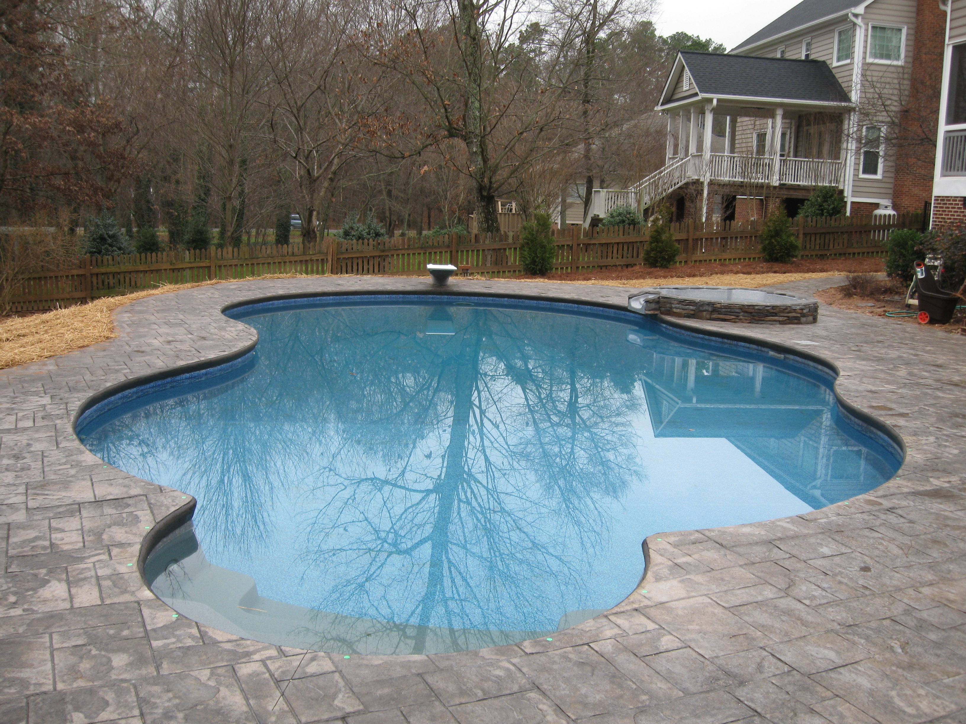Oasis pools outdoor living in raleigh nc 27612 for Garden oases pool