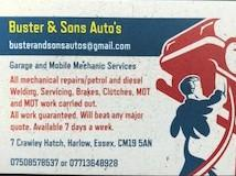 Buster & Sons Auto