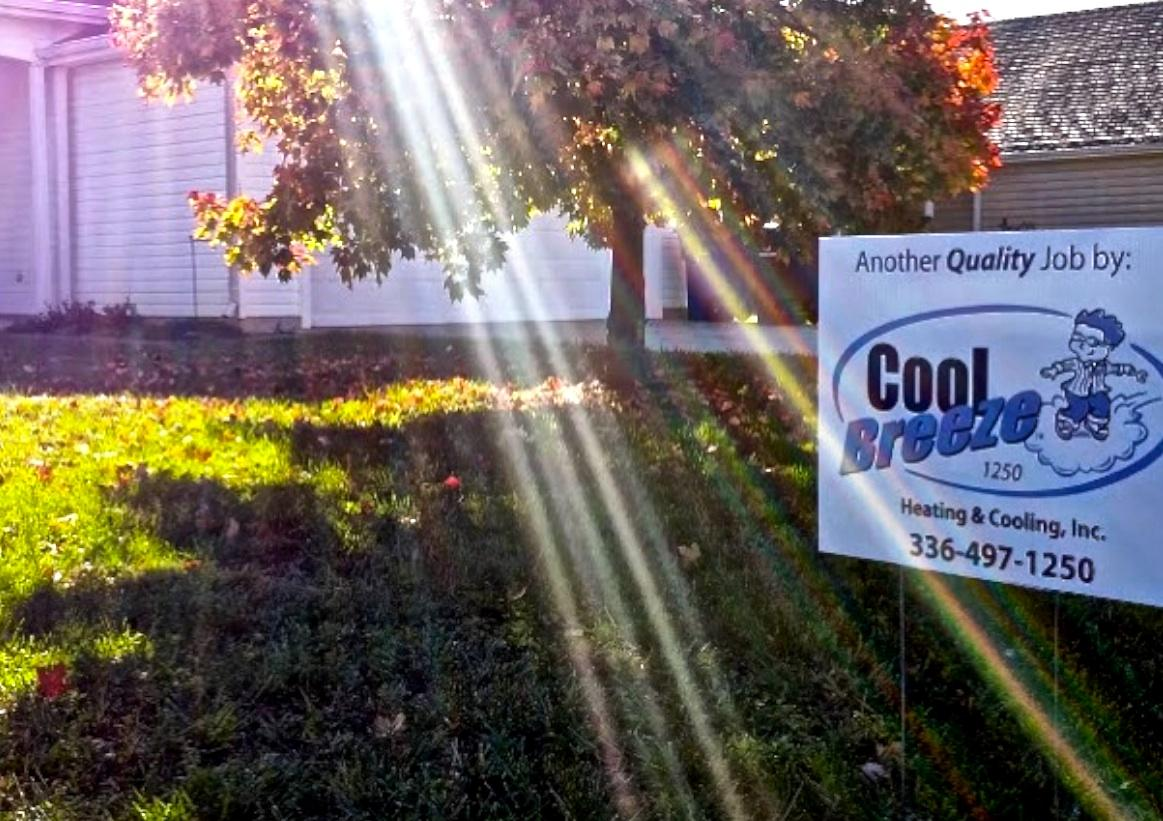 Cool Breeze 1250 Heating Amp Cooling Inc In Kernersville
