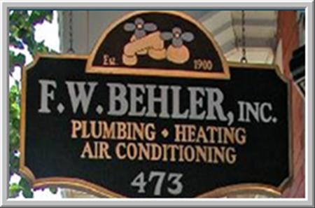 Behler F W Inc