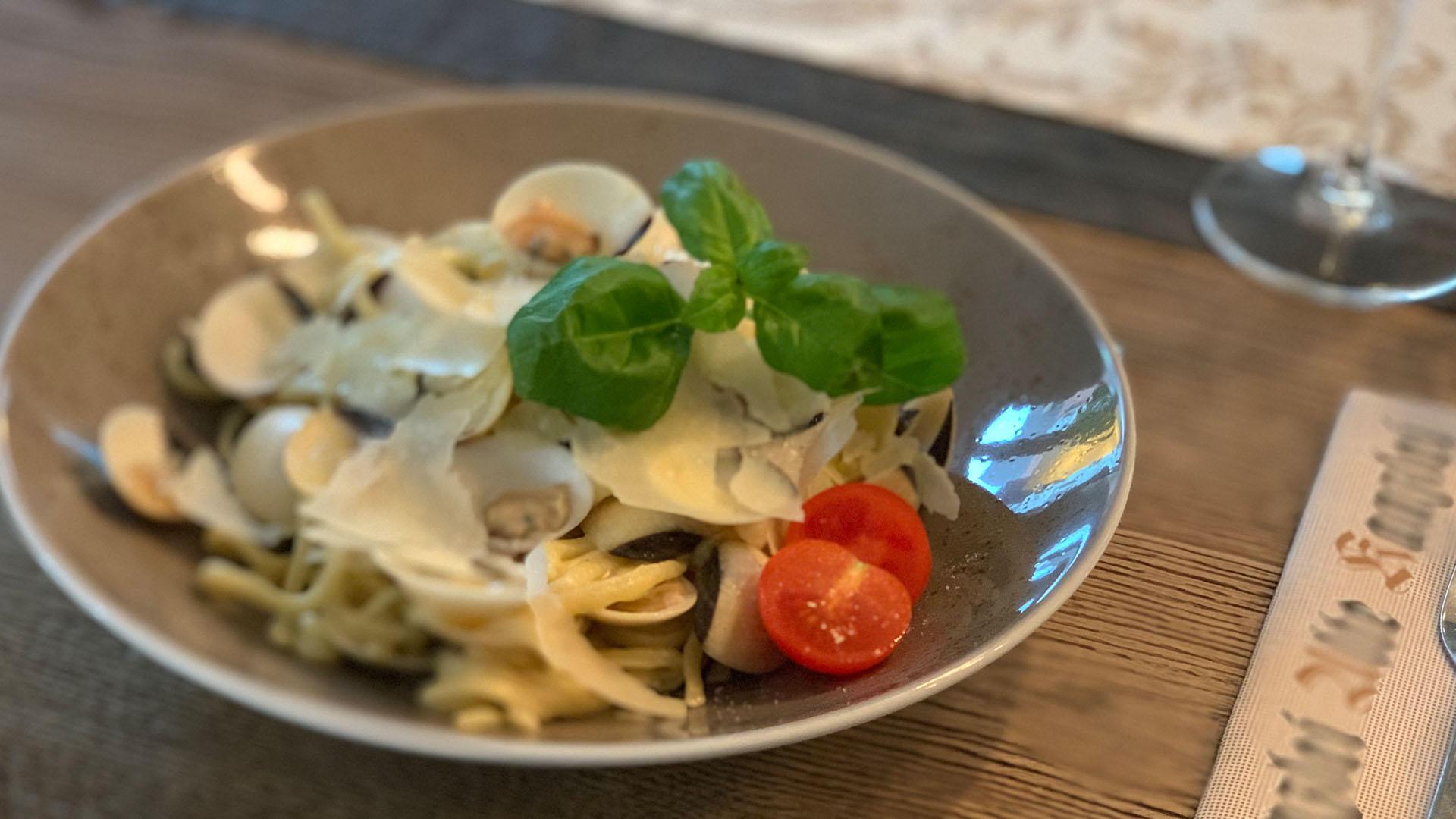 Pasta in der Alten Kanzlei in Wangen Beste Pasta in Ihrer Nähe bekommen Sie in Wangen! Wir lieben diese frische Küche und freuen uns, dass wir dies auch an unsere Gäste in Wangen  weiter geben dürfen. Immer frisch zu bereitet direkt in unserem Restaurant