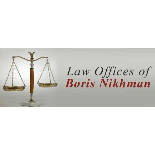Law Offices of Boris Nikhman