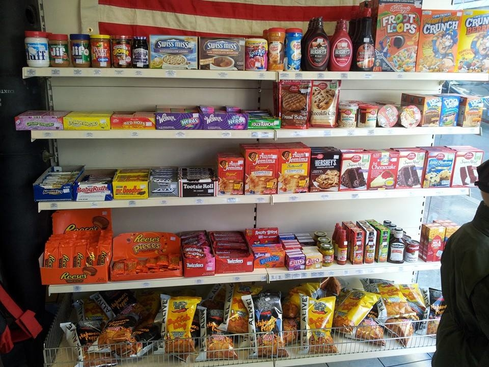American Store & British Empire