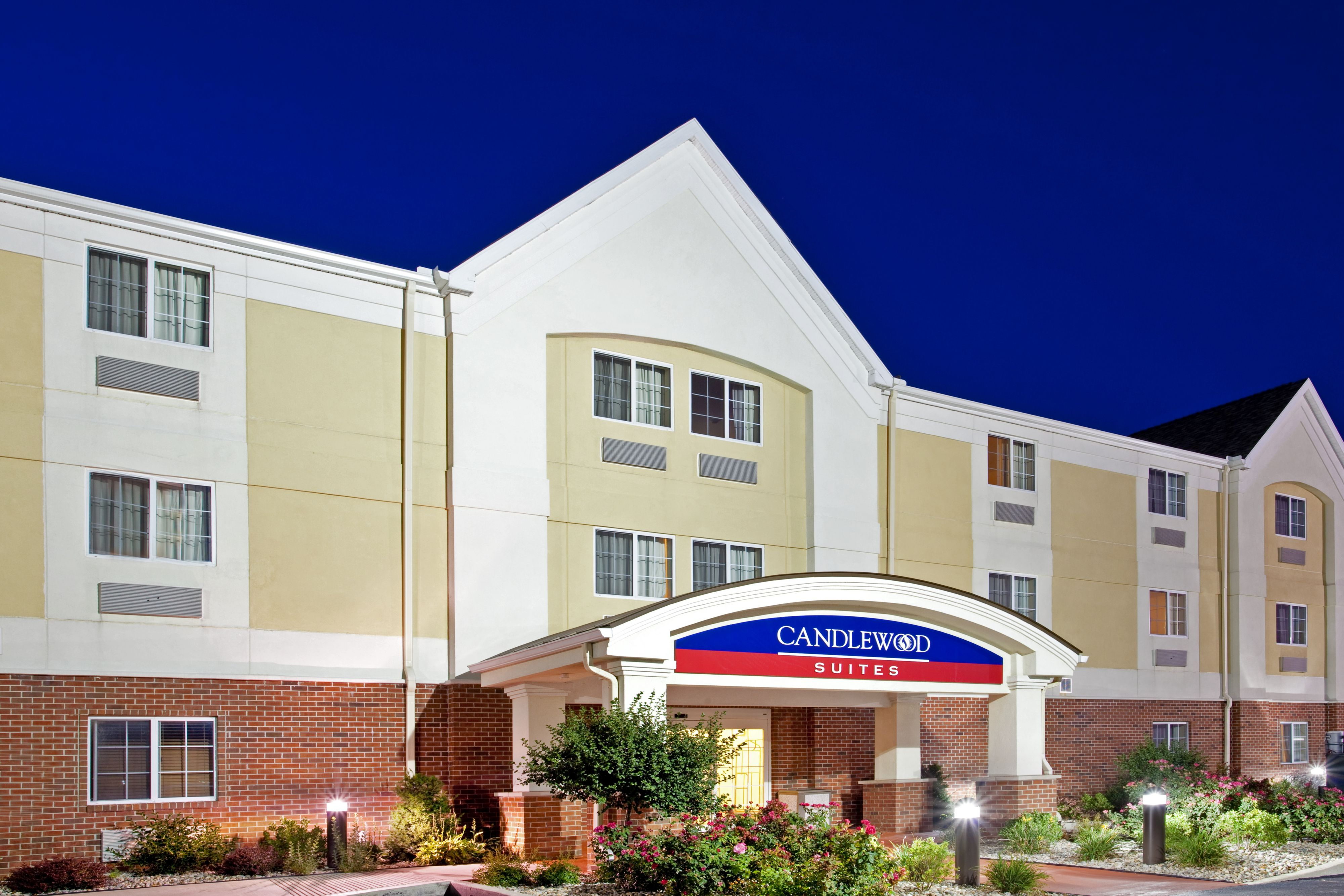 Candlewood Suites Oklahoma City Hotel - room photo 8866288