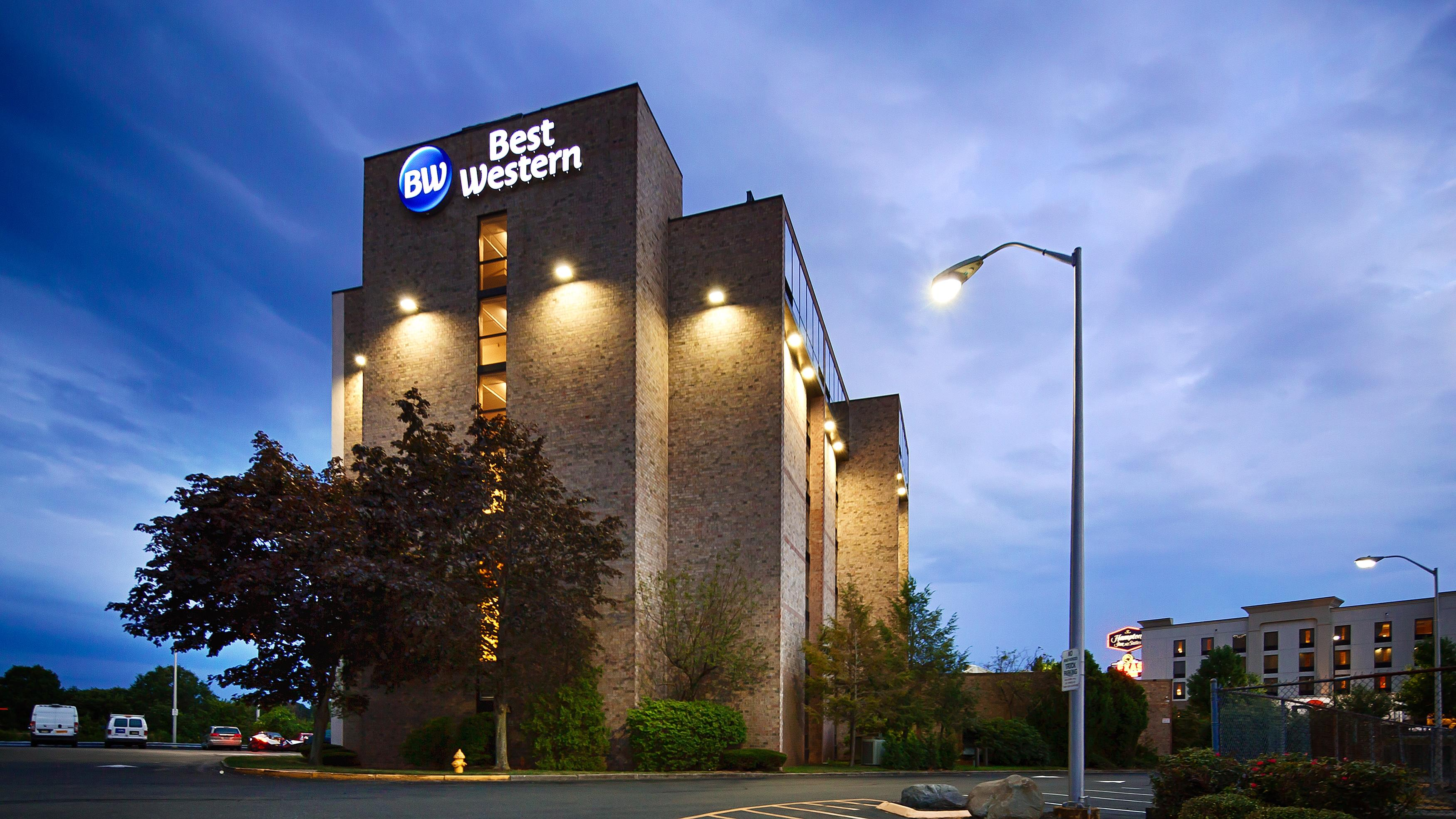 Best Western Executive Hotel West Haven Ct