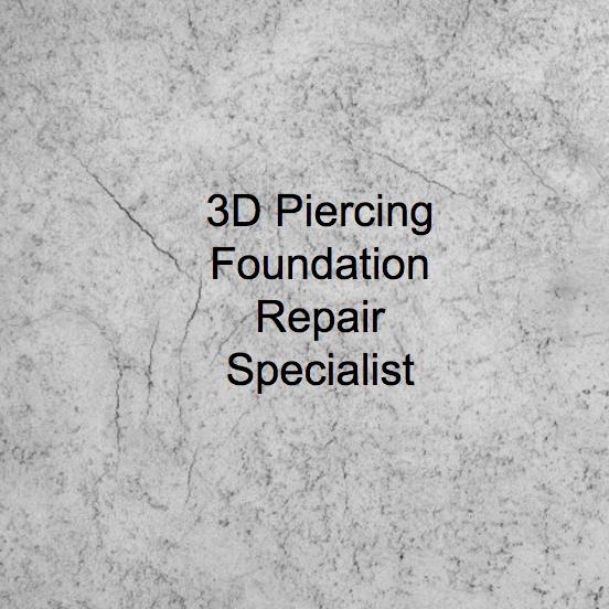 3D Piering LLC - Brighton, CO - Concrete, Brick & Stone