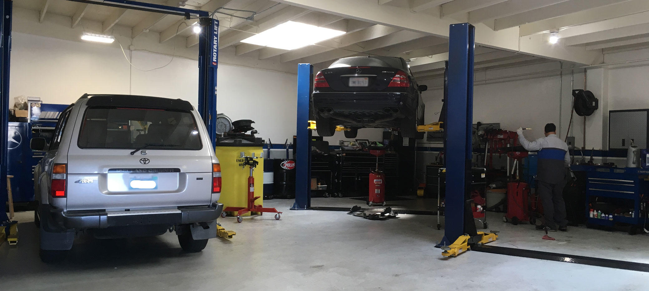 Adna S Automotive Repair Burlingame California Ca