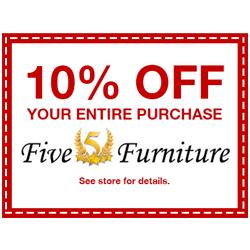 5 Star Furniture - Houston, TX - Furniture Stores
