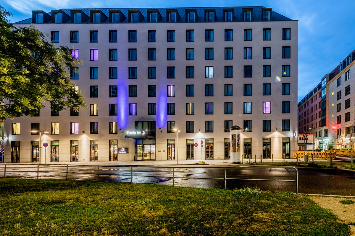Premier Inn Dresden City Zentrum hotel, Dr.-Külz-Ring 15A in Dresden