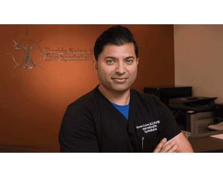 Florida Spine & Pain Specialists: Nomen Azeem, MD is a Interventional Pain Specialist serving Wesley Chapel, FL