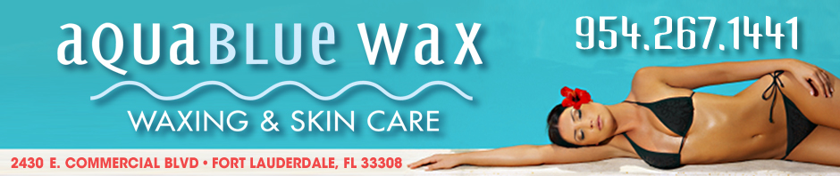 Aquablue Wax & Skin Care