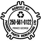 Pioneer Parts Rebuilding Ltd