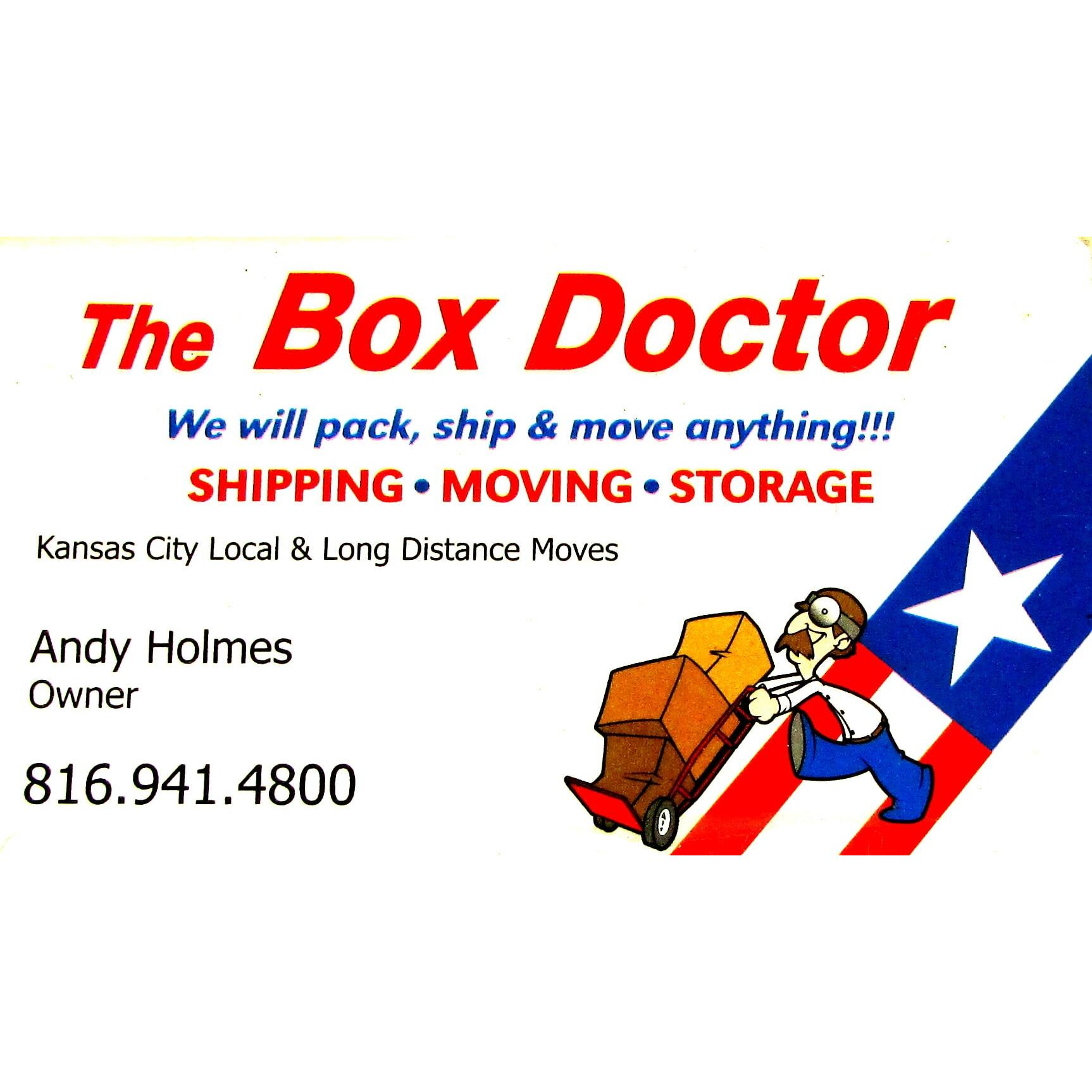 Box Doctor Moving
