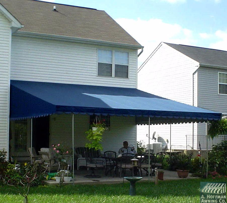 A Hoffman Awning Co Phone 410 685 5687 Baltimore Md
