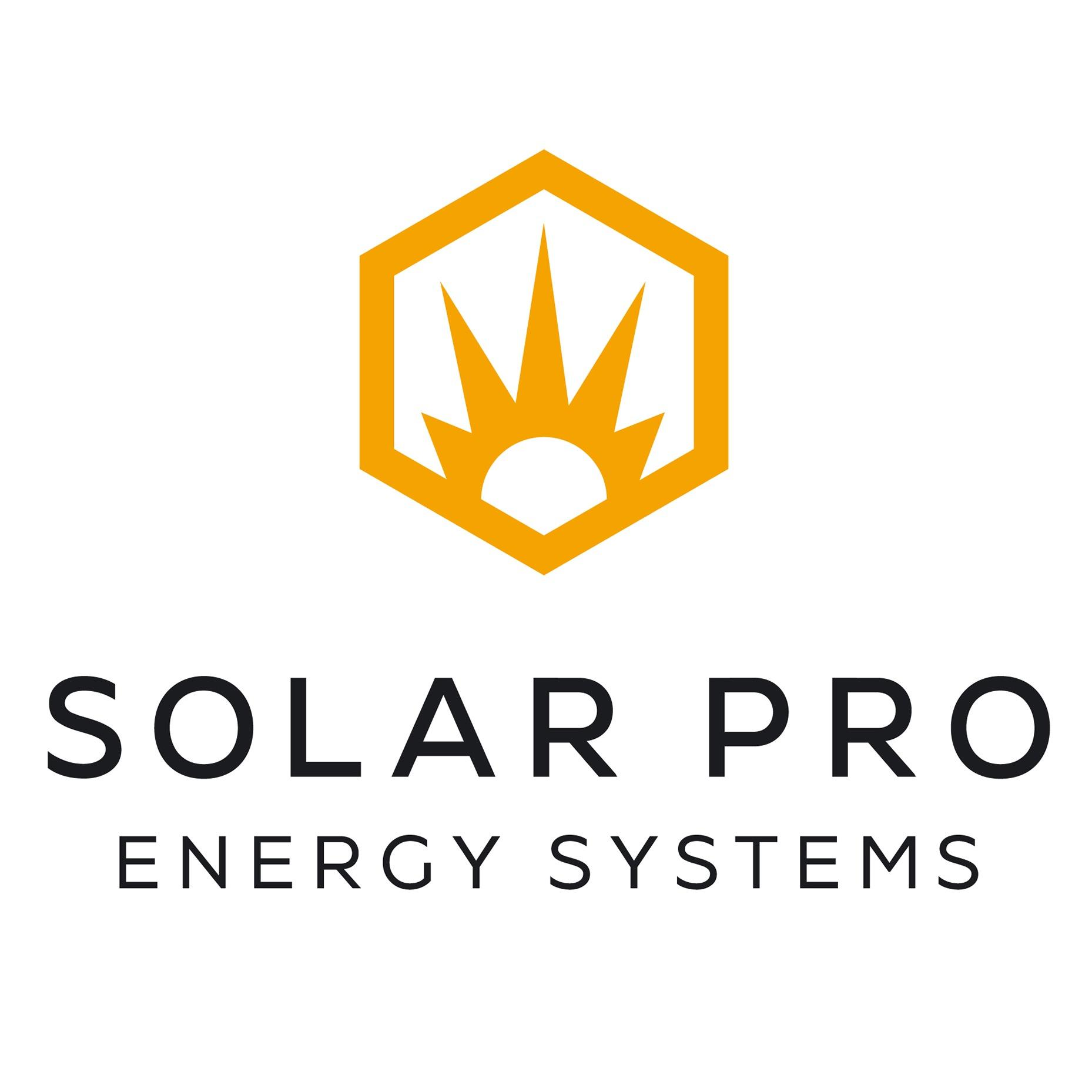 Solar Pro Energy Systems