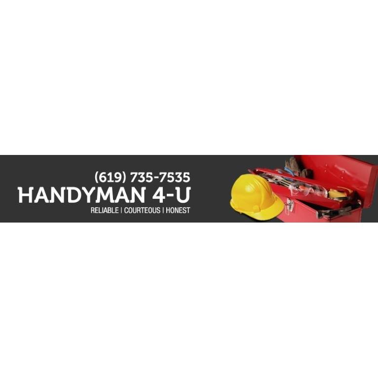 Handyman 4 U