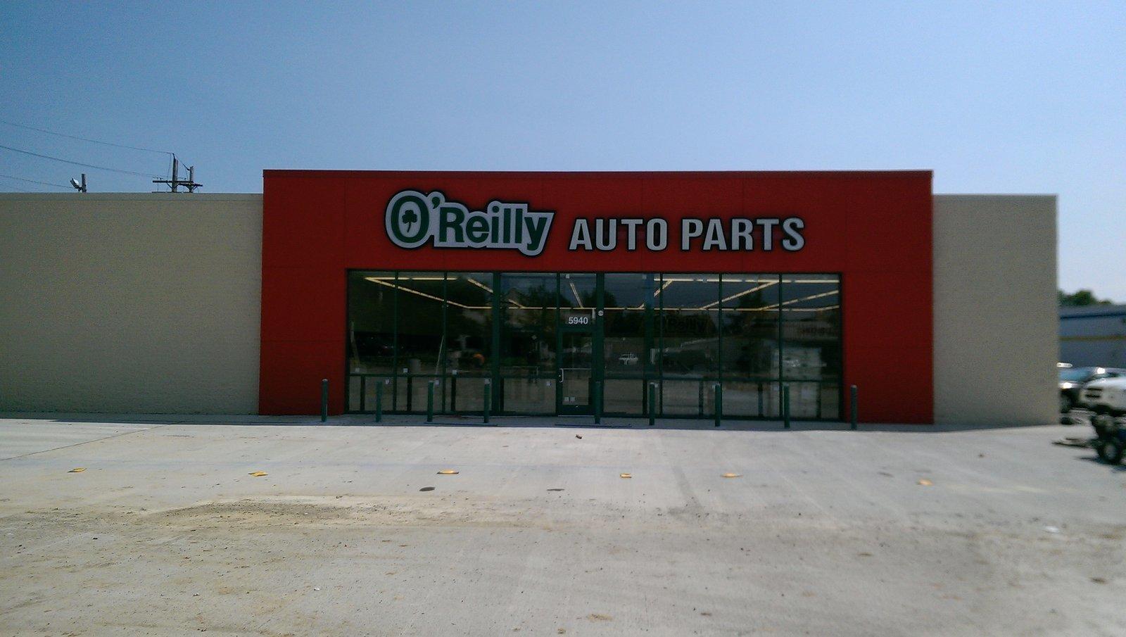 o'reilly auto parts - photo #20