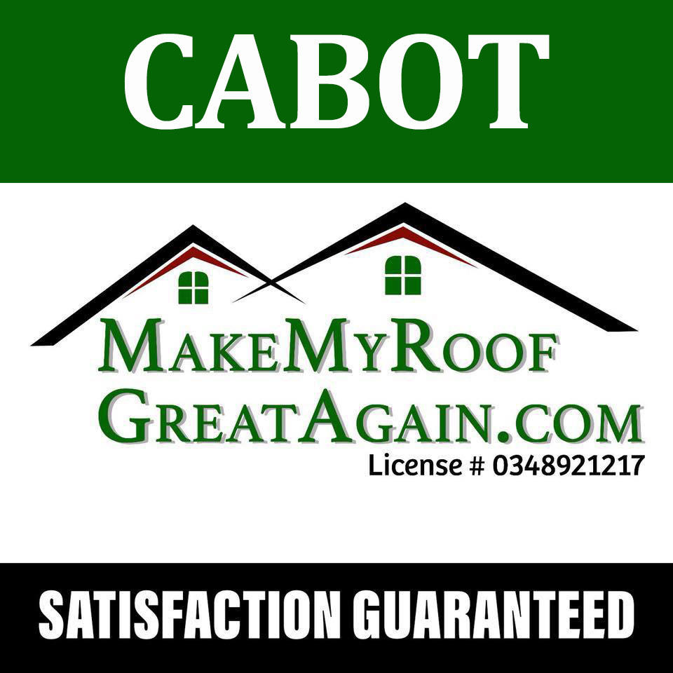 Make My Roof Great Again - Cabot, AR 72023 - (501)612-5651 | ShowMeLocal.com