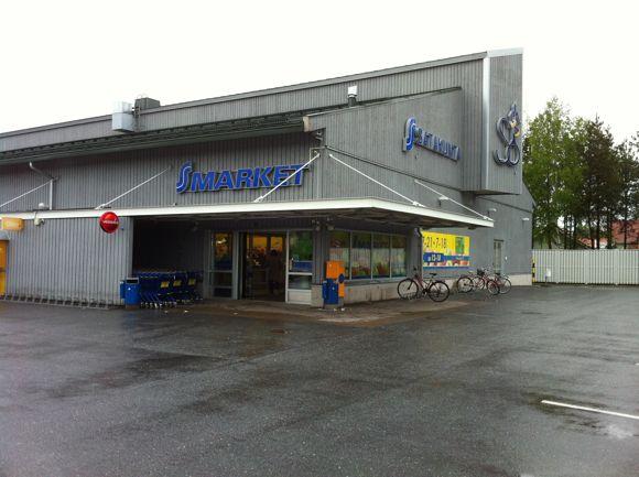 S-market Lukkarinsanta