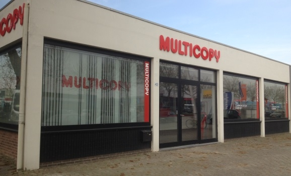 Multicopy The Communication Company | Breda