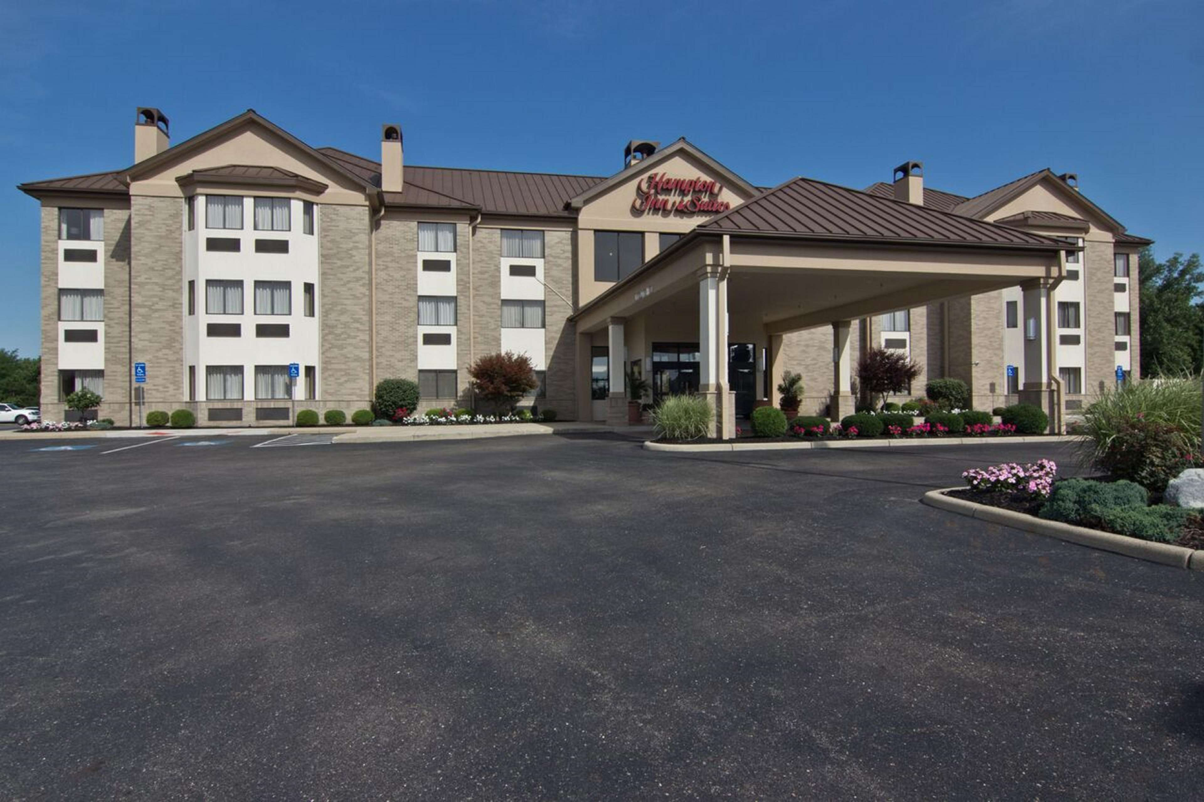 hampton inn suites chillicothe chillicothe ohio oh. Black Bedroom Furniture Sets. Home Design Ideas
