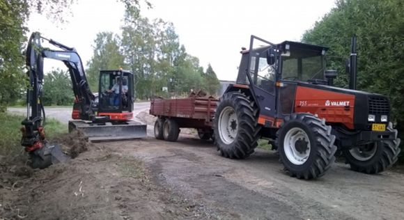 Maanrakennus L & A Järvinen Ky
