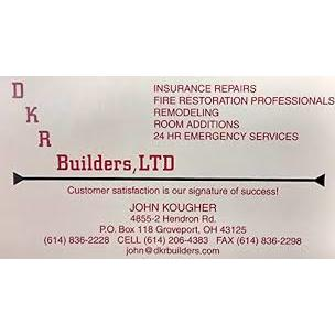 Dkr Builders Ltd