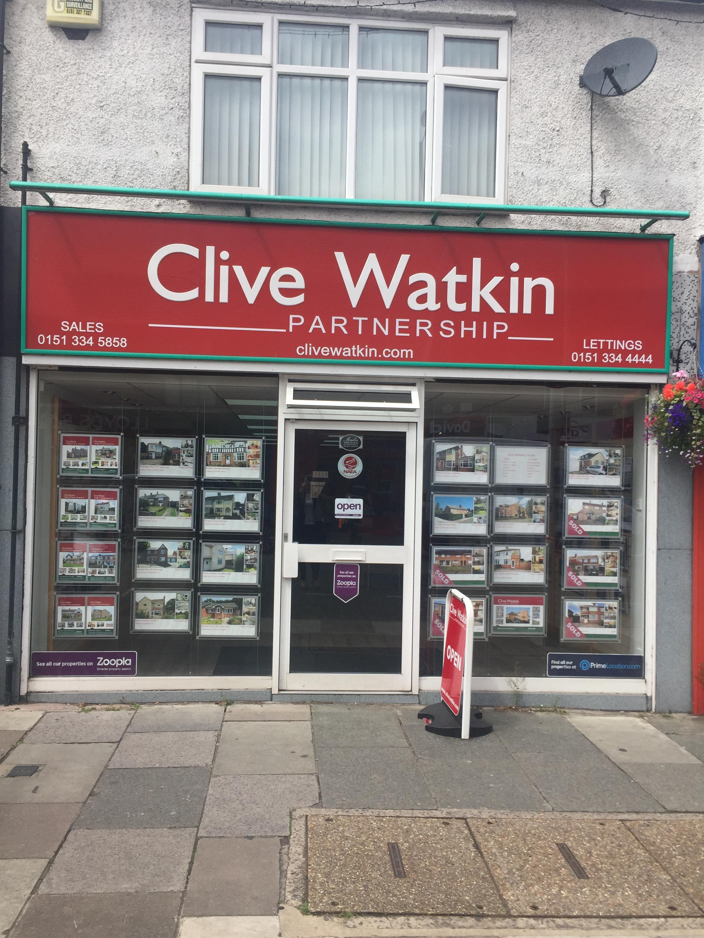 Clive Watkin  Estate Agents Bromborough Bromborough 01513 211043