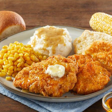Honey Butter Chicken & Biscuit