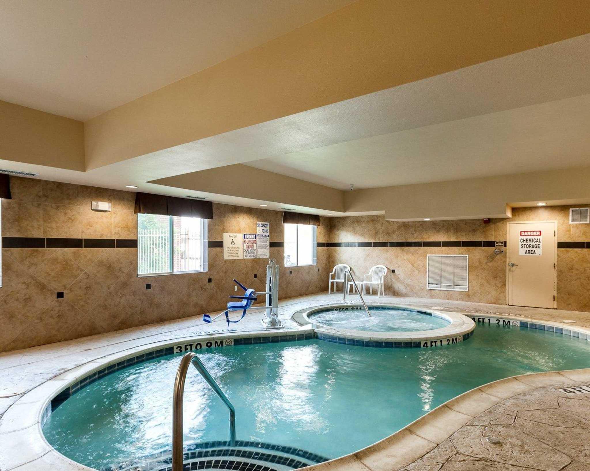 Comfort Suites Plano East Richardson Plano Texas Tx