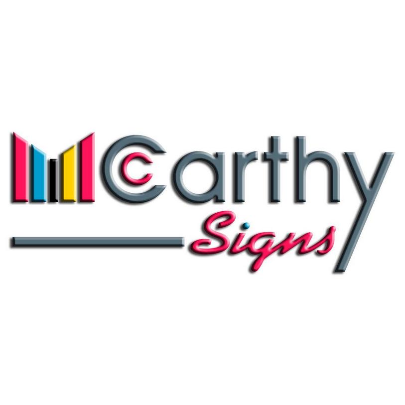 McCarthy Signs