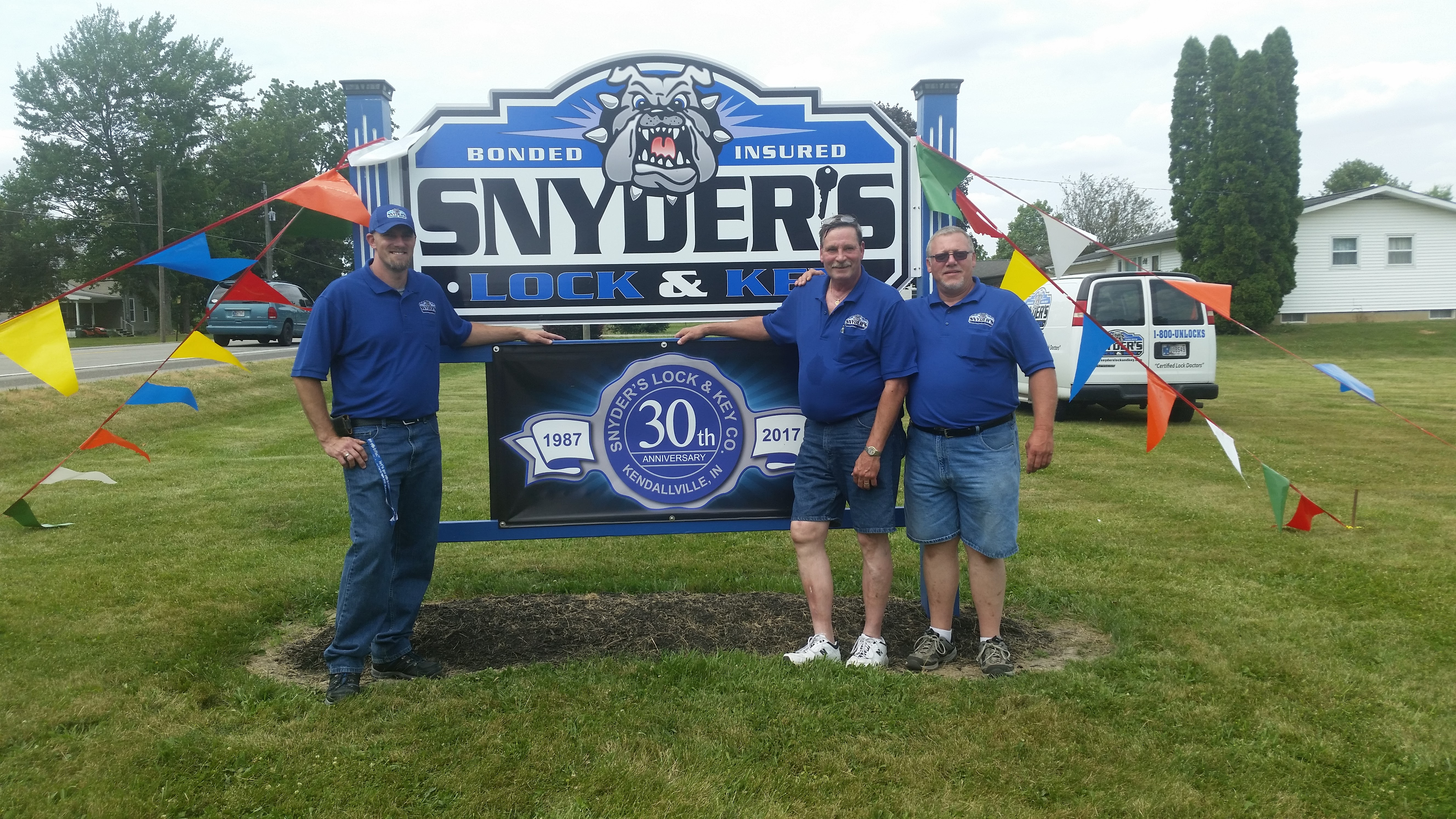 Snyder S Lock And Key Kendallville Indiana In
