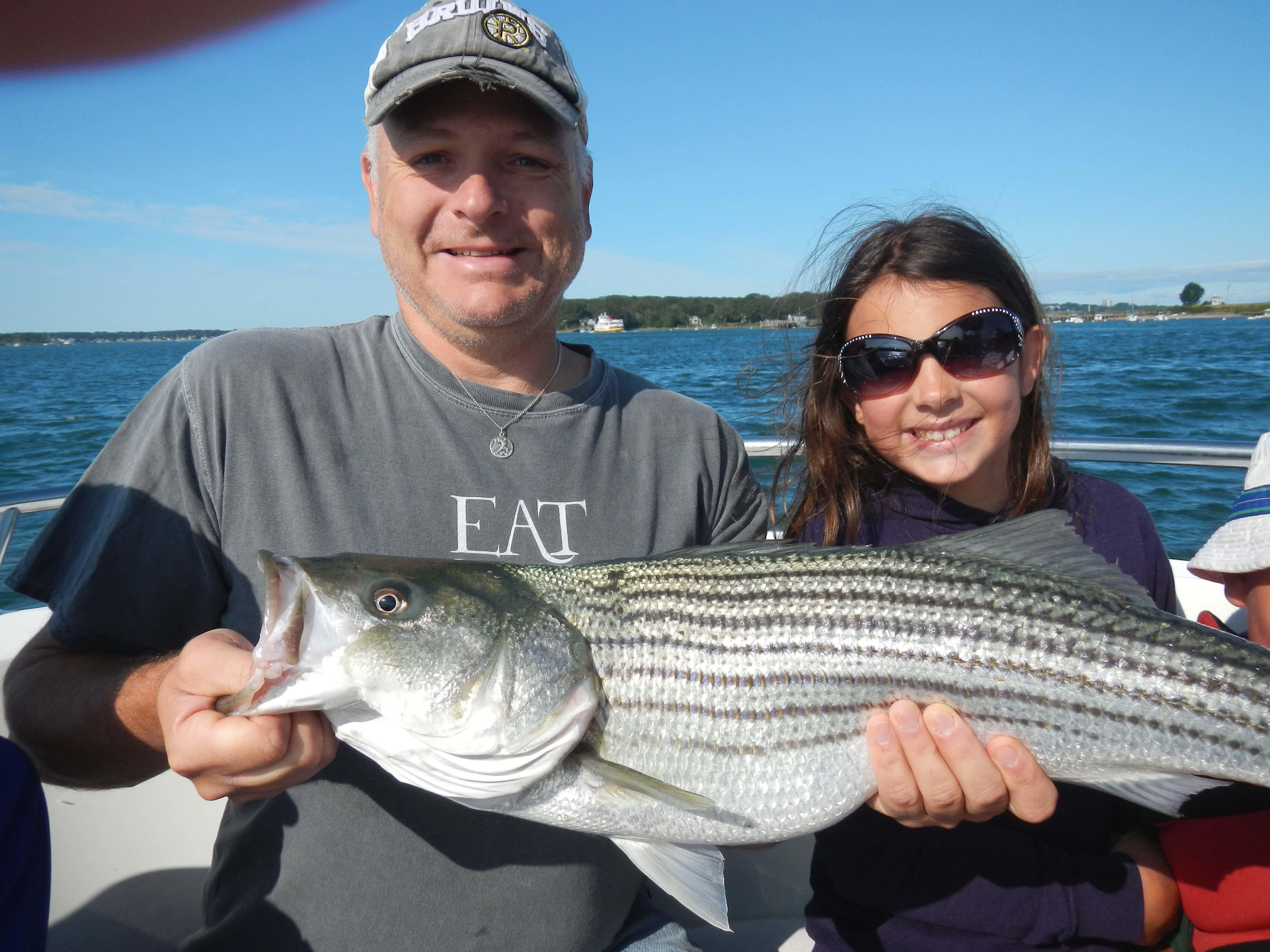 Go fish charters south portland maine me for Portland maine fishing charters