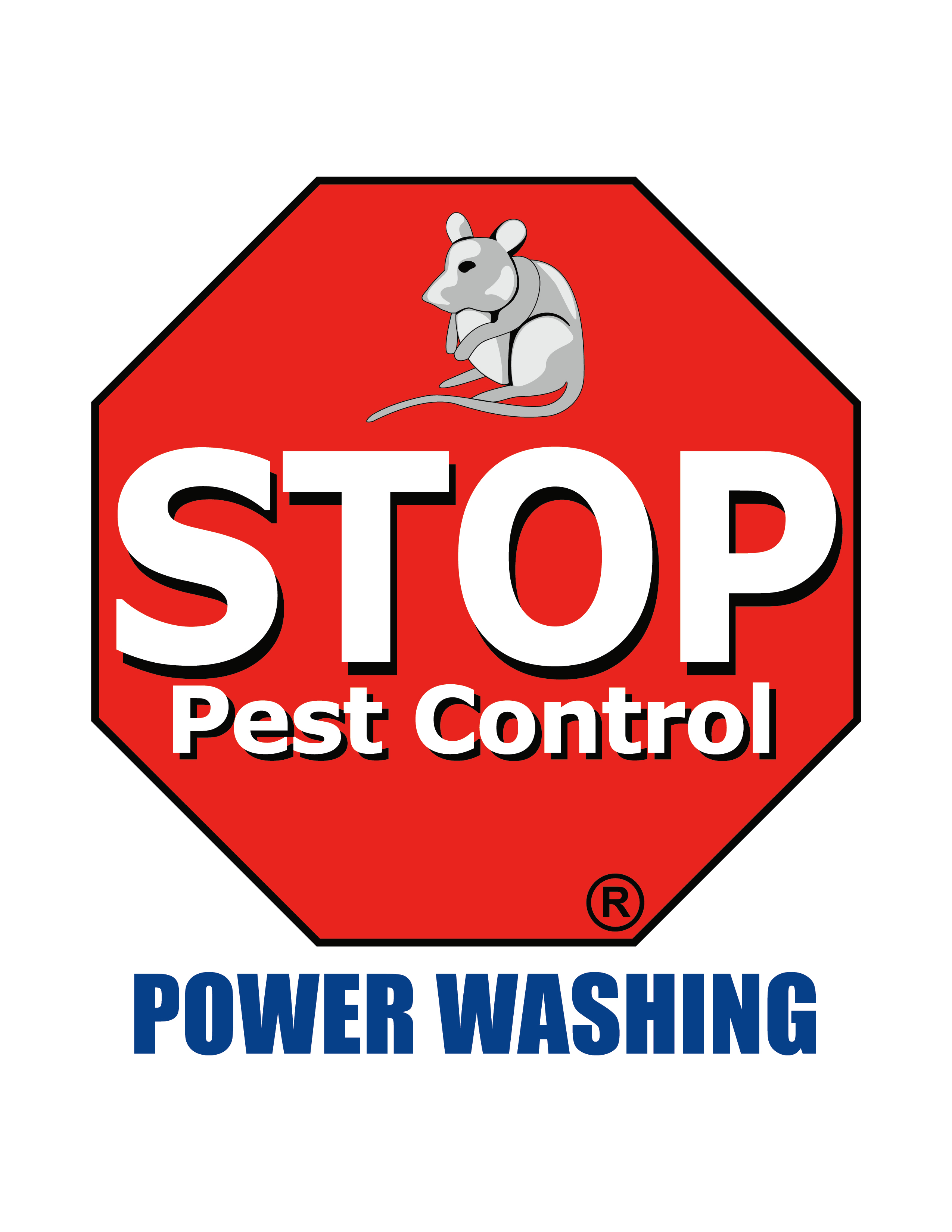 Stop Pest Control Power Washing