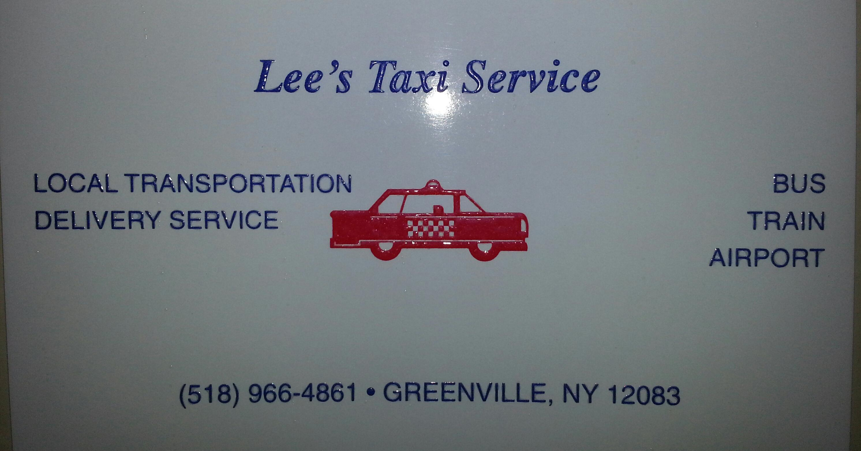 Lee's Taxi