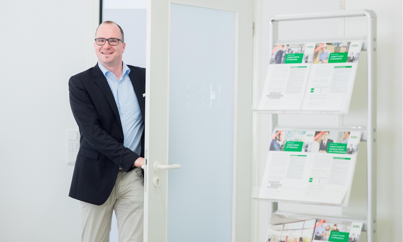 HDI Versicherungen: Falk Eichhorn