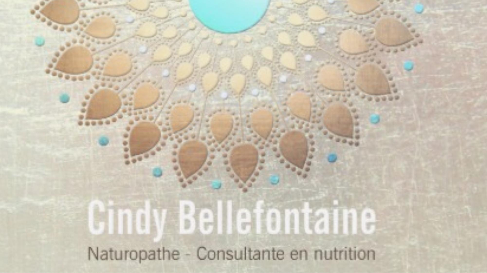 Cindy Bellefontaine - Naturopathe & Consultante en Nutrition à Sainte-Julie