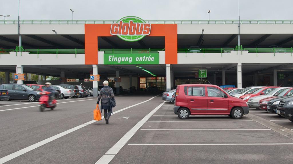 Bild der Globus Saarbrücken-Güdingen