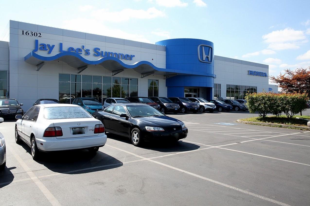 Used cars in sumner wa honda dealership autos post for Honda dealers in washington state