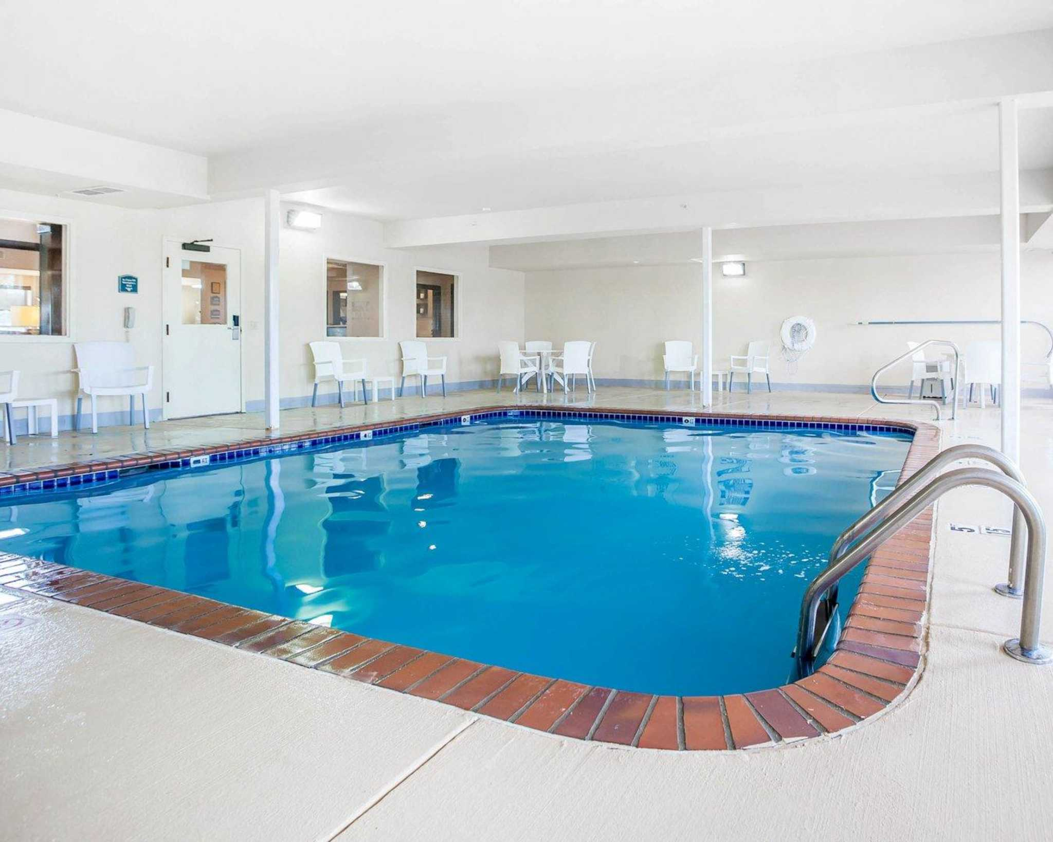 Comfort Inn Amp Suites St Louis Chesterfield