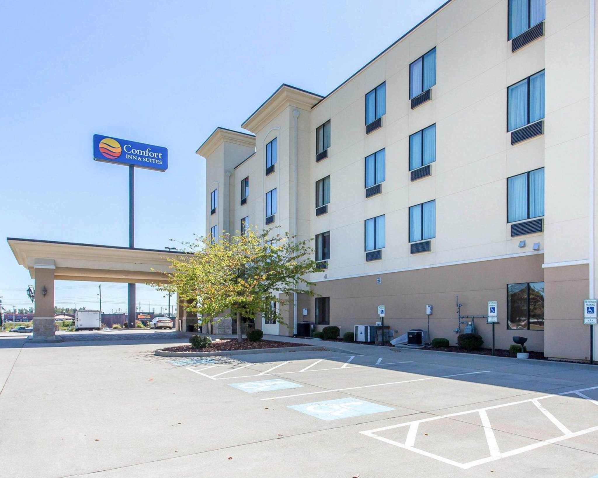 Comfort Inn Amp Suites Coupons Madisonville Ky Near Me