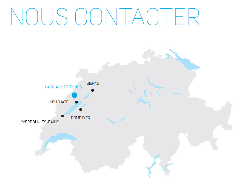 Concierge Services SA La Chaux-de-Fonds