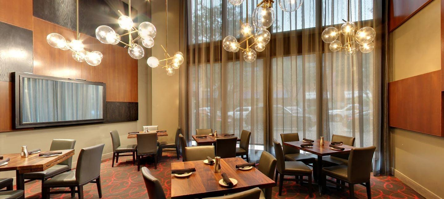Del Frisco's Grille Plano Private Dining Room group dining room